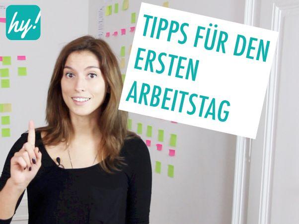 vlog-tipps-erster-arbeitstag