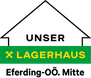 Firmenlogo Lagerhaus Eferding-OÖ. Mitte eGen